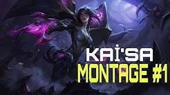 Kaisa Montage - Best Kaisa Plays S8 | League Of Legends