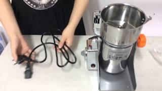Accessories of Spice Grinder (GRT-06B)