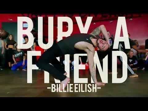 Billie Eilish - bury a friend  Hamilton Evans Choreography