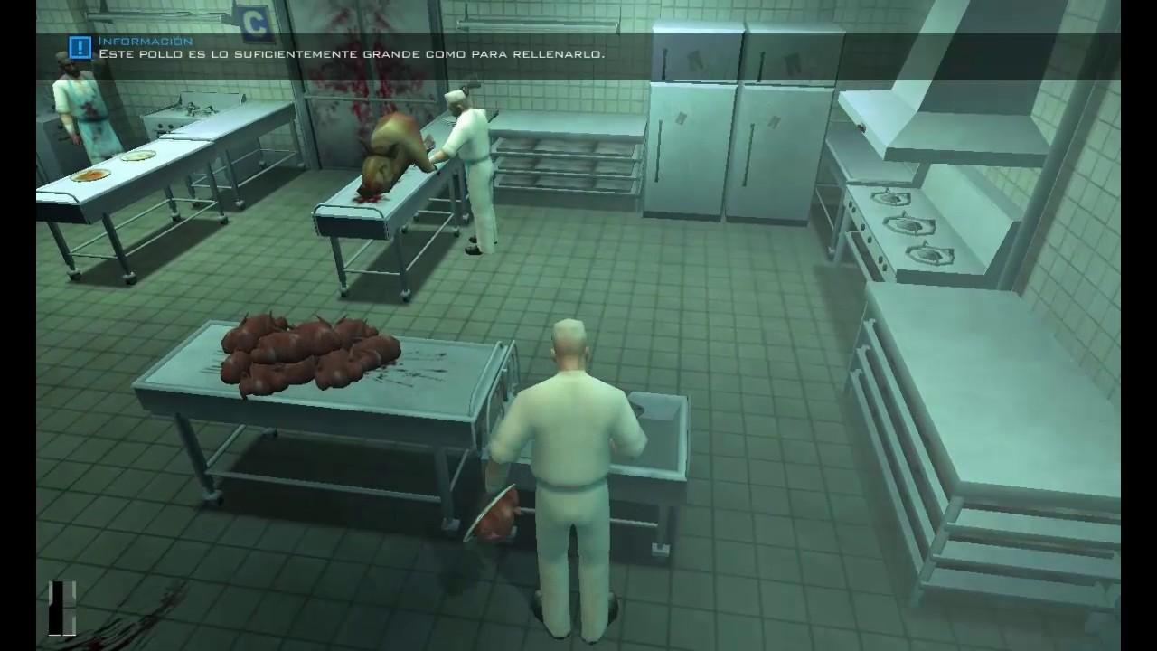 Hitman: Contracts Gameplay En Español (PC-HD) - YouTube