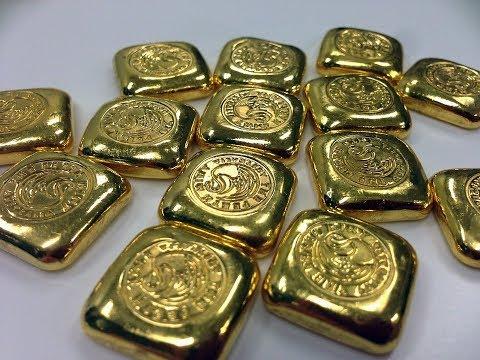 Gold und Silber - Die Preise wachsen auch hier nicht in den Himmel!