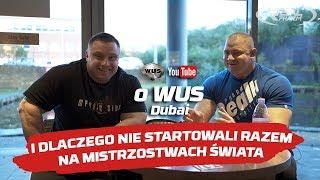 Kieliszkowski & Radzikowski o WUS Dubai i dlaczego nie startowali razem na Mistrzostwach Świata