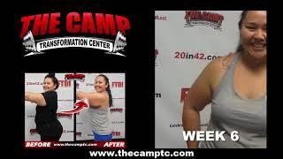 Miramar Ca Fitness 6 Week Challenge Results - April Abalos