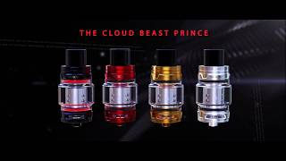 SMOK TFV12 Prince Sub-Ohm Tank Video