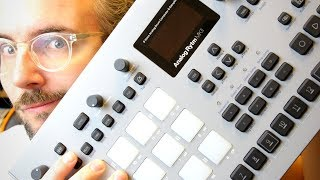Review of Analog Rytm MK2 – The Best Drum Machine?