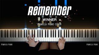 Baixar WINNER - Remember | Piano Cover by Pianella Piano