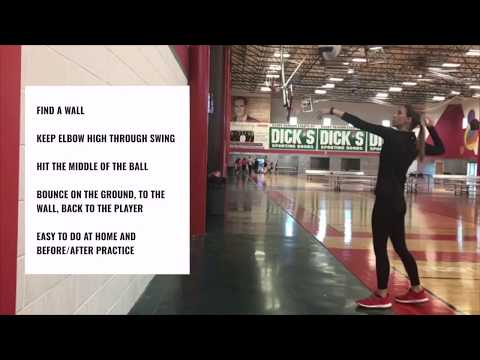 """quick-and-easy-volleyball-serve-fix-#1:-no-more-""""shot-put""""-