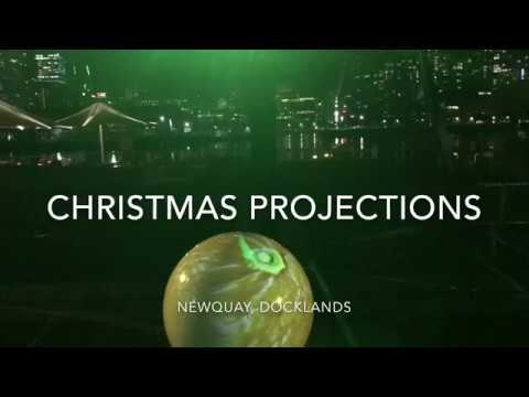 Docklands Projections | City of Melbourne