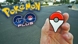 COMO USAR POKEMON GO PLUS! Pokemon GO - [LuzuGames]