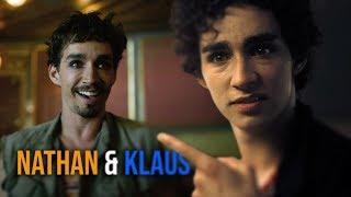 Gambar cover Nathan & Klaus | The Walker