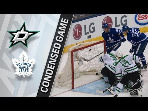 Dallas Stars vs Toronto Maple Leafs – Mar. 14, 2018 | Game Highlights | NHL 2017/18. Обзор