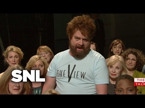 The Talk - SNL