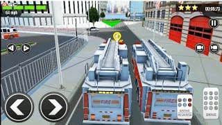 """Emergency Car Driving Simulator """"Special Ops Mission"""" Android Gameplay #5"""