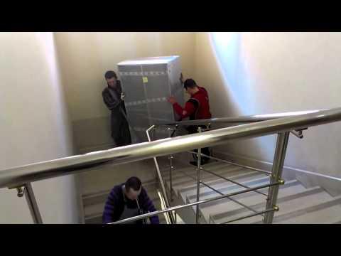 Погрузка мебели, офисный переезд - «Переезд 01»