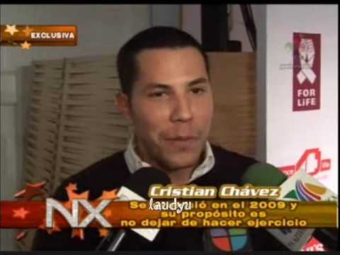 christian chavez y su esposo - photo #2