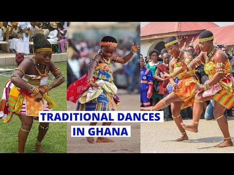 Top 10 Best Traditional Dances in Ghana