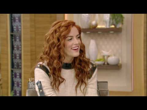Riley Keough Spends Christmas in Graceland