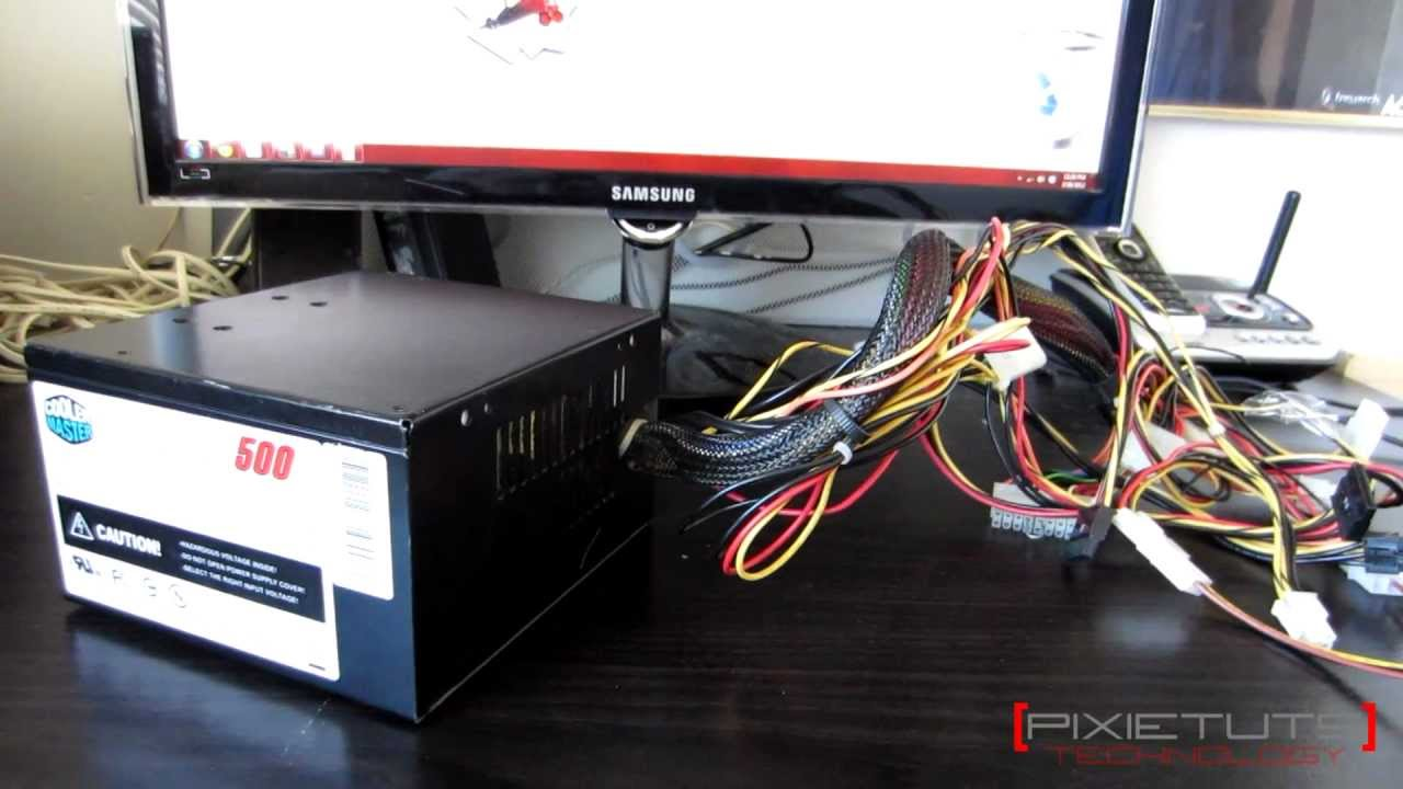 hight resolution of video card power to satum wiring diagram