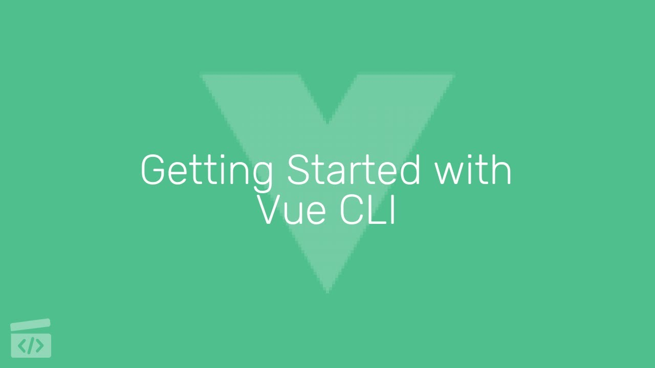 Getting Started with Vue CLI, Part 7: TailwindCSS