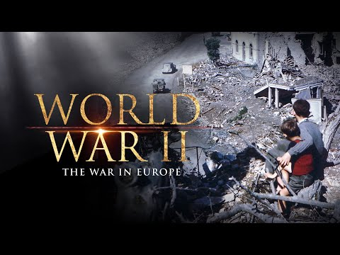 The Second World War: The War in Europe