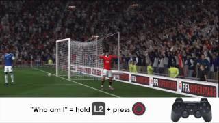 FIFA 11 - Jubel Tutorial - goal celebration tutorial - HD