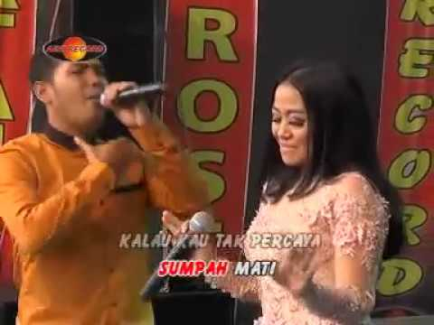Lilin Herlina Feat Brodien - Senyum Dan Perang  - The Rosta - Aini Record