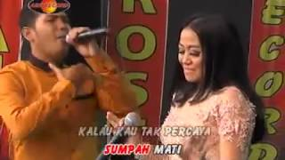 Lilin Herlina Feat Brodien - Senyum Dan Perang (Official Music Video) - The Rosta - Aini Record