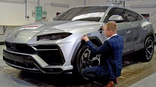 Lamborghini Urus (2018) HOW IT'S DESIGNED