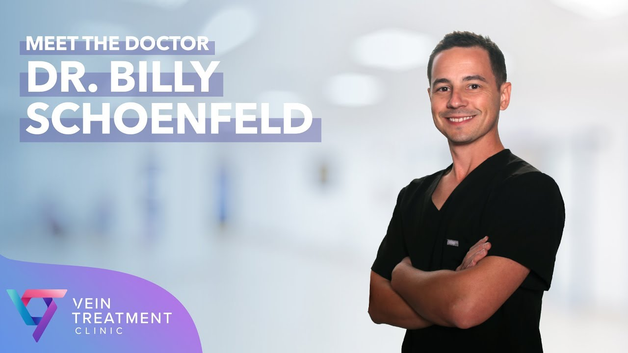 Dr Billy Schoenfeld | Best Vein Doctor San Diego | Vein Treatment Center