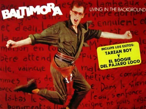 Baltimora  Living In The Background Full Album 720p