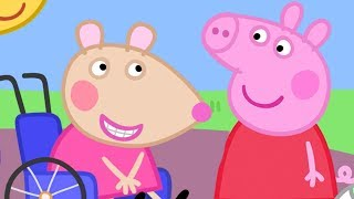 Peppa Pig English Episodes | Meet Mandy Mouse Now! #10 | Peppa Pig thumbnail