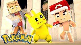 Minecraft - WHO'S YOUR DADDY? - O BEBÊ VICIADO EM POKÉMON! ( Pokemon Generation )