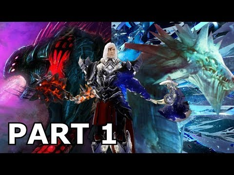 Guild Wars 2 :The Strongest Build For Open World & Fractals Part 1 (Open World)
