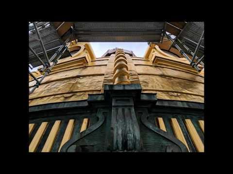 Iowa Capitol Dome and Lantern Restoration
