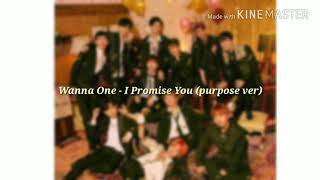 Download lagu I Promise You Wanna One MP3