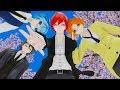 【MMD 暗殺教室】 Ansatsu Kyoushitsu / Assassination Classroom  RANDOM