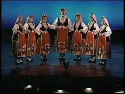 Bulgaria: Китка Български Народни Песни / Bouquet Of Bulgarian Folk Songs (EDT Vocal Ensemble)