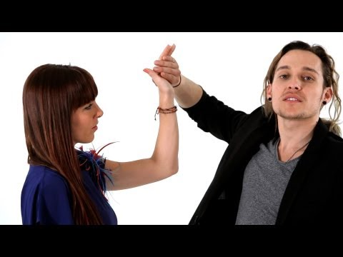 How to Lead Your Partner into a Turn | Latin Dance