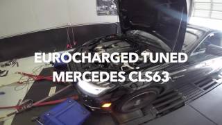 2014 mercedes benz cls63 amg eurocharged ecuflash