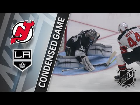 03/17/18 Condensed Game: Devils @ Kings