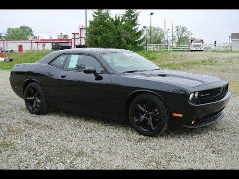 2014 Dodge Challenger For Sale >> 2013 Dodge Challenger R T Blacktop Edition For Sale Dayton Troy Piqua Sidney Ohio Cp13961