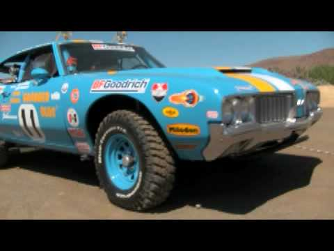 The Grabber Olds Takes On The Off Road Event In Reno