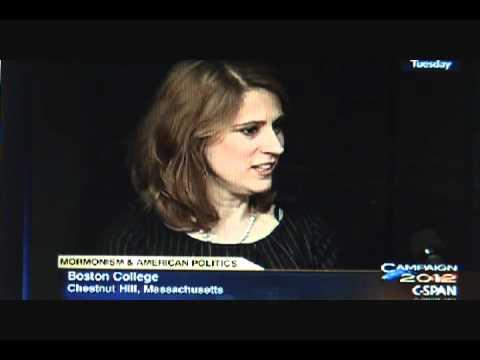 Kristine Haglund on Mitt Romney