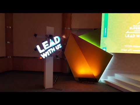 3D HoloSPIN – 3D Holographic LED Fan Display | Afriten Technologies