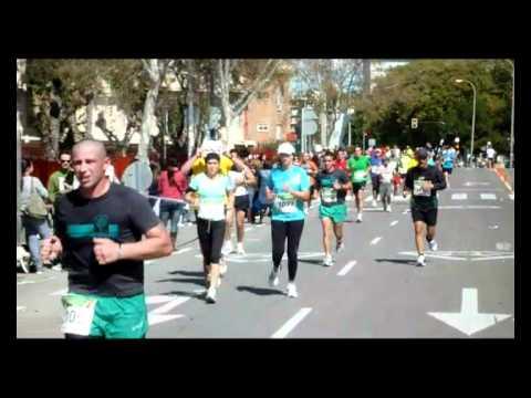 Media Maraton Murcia 2011