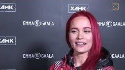Sanni Xamkin opiskelijoiden haastattelussa Emma Gaalan pressissä 12.12.2019