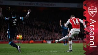 Are these Theo Walcott's top five Premier League goals?