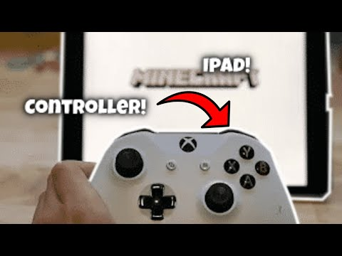 How To Connect An Xbox/Playstation Controller To An IPad/iPhone! | TUTORIAL