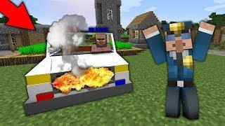 Я ПОМОГ ПОЛИЦИИ РАСКРЫТЬ ЭТО ПРЕСТУПЛЕНИЕ В ДЕРЕВНЕ ЖИТЕЛЕЙ В МАЙНКРАФТ ТРОЛЛИНГ ЛОВУШКА Minecraft