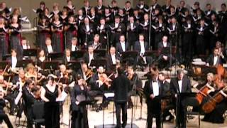 O.Kozlovsky - Requiem - VII. Domine lesi Christe - Sergey Semishkur